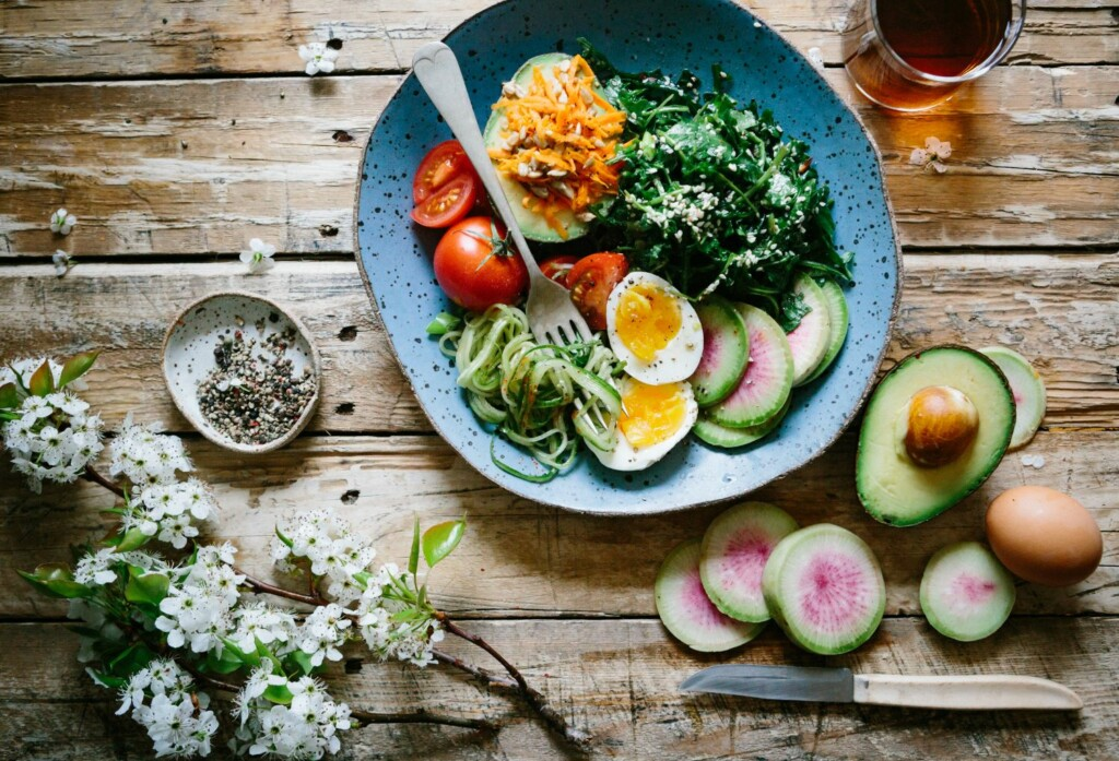 Healthy eating after quitting smoking